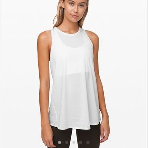 Lulu lemon all tied up tank
